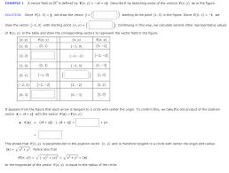 a vector field on r 2 is defined by f x y u003d yi chegg com