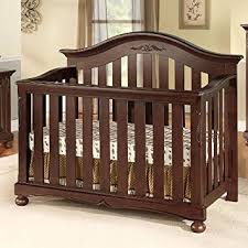 Westwood Convertible Crib Westwood Design Meadowdale Crib Chestnut Brown