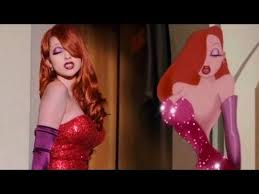 Halloween Costume Jessica Rabbit 25 Jessica Rabbit Costume Ideas Jessica