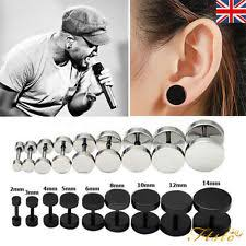 mens earring studs men s earrings studs ebay