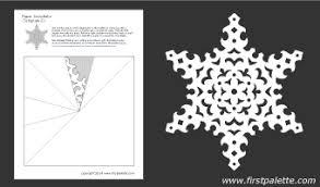 beautiful paper snowflake patterns diy diy scoop