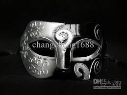 where can i buy mardi gras masks sliver black half faces mask for men gladiator mask venetian