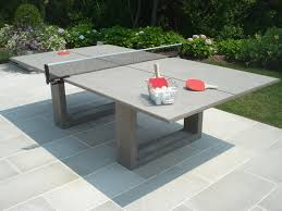 Frank Gehry Outdoor Furniture by James Dewulf Ping Pong Dining Table Viesso