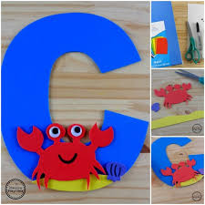 letter c craft planning playtime