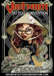 vietnam tattoo convention march 2017