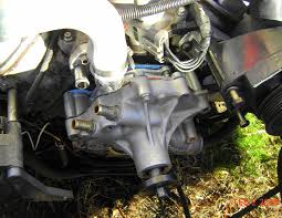 Ford Explorer Water Pump - the timing cover gasket how to ford mustang forum