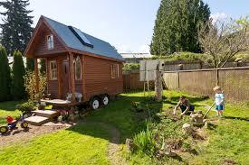 Tiny House Houston by Tiny House Big Living Hgtv 13 Cool Modern Houses On Wheels 45
