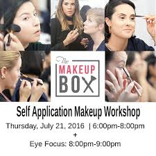 makeup classes in san antonio the makeup box makeup workshops