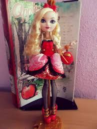 Ever After High Apple White Doll Ever After High Apple White Basic Doll Check Out Th