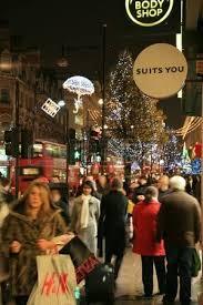 london uk december 16 2010 street night view of carnaby