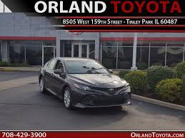 toyota orland new toyota camry near chicago tinley park il