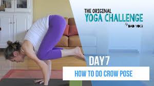 The Original Challenge The Original Challenge Day 7 How To Do Pose Advanced