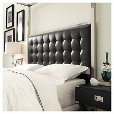 Bed Full Manhattan Canopy Bed Full Black Inspire Q Target