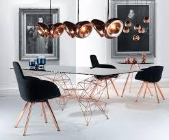 Tom Dixon Copper Pendant Light Void Mini Copper Pendant Pendant Lights Tom Dixon