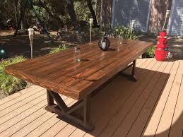 Patio Table Diy Teak Patio Furniture Sorrentos Bistro Home