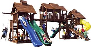 swing sets black friday deals high quality redwood u0026 cedar swing sets by kids creations