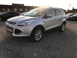 used 2016 ford kuga 2 0 tdci 150ps 2wd 6 speed titanium