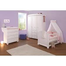 chambre complète bébé avec lit évolutif chambre bébé clara