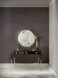 Entrance Tables And Mirrors Best 25 Contemporary Console Tables Ideas On Pinterest Black
