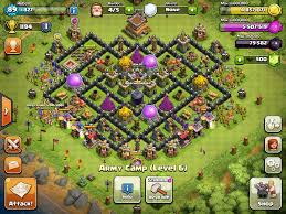 clash of clans farming guide southern serpent a th8 farming base