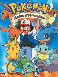 Pokemon Phần 1+2+3