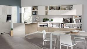 Scavolini Kitchen Cabinets Fluida Integrated Kitchen Module Integrated Living Rooms Line By