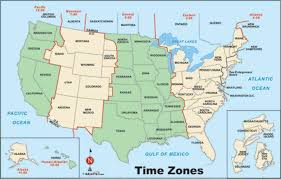 usa map time zone map usa time zones map map of usa states