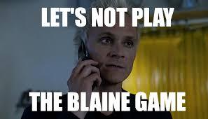 Blaine Meme - izombie recap virtual reality bites the mary sue