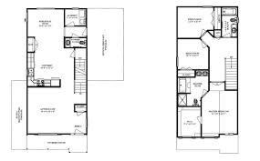 Long Narrow House Floor Plans Floor Plan Narrow House Homes Zone