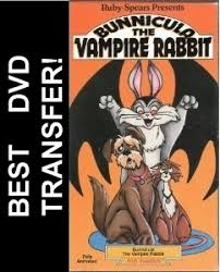 rabbit dvd bunnicula the vire rabbit dvd 1982 buy now raredvds biz