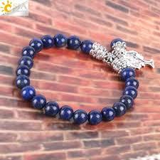 gemstone beaded bracelet images Chakra healing balance beaded bracelet natural gem stone lapis jpg