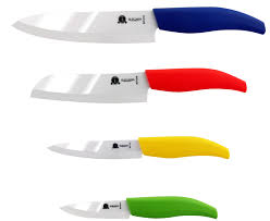 wrapped up n u elegana 10 pieces premium kitchen ceramic knives