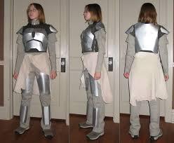 female mandalorian armor wip by verdaera deviantart com on