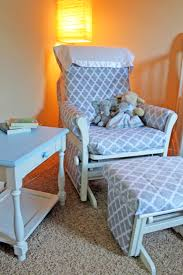 Grey Nursery Rocking Chair Grey Graphic Rocking Chair Baby Boy Nursery Rocking Chair Update