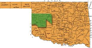 map ok panhandle map ok panhandle rushes to statehood the oklahoma land runs