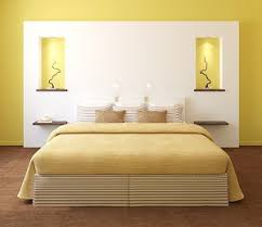 deco chambre jaune stunning chambre jaune et marron ideas design trends 2017