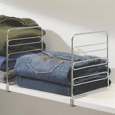 wooden closet shelf dividers ideas u0026 advices for closet