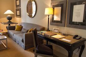 Desk In Living Room by Concreteficaz