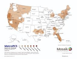 Metro Pcs Map by T Mobile Usa To Merge With Metropcs