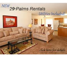1 Bedroom Apartments For Rent Utilities Included by 29 Palms Apartment Homes Rentals In Twentynine Palms Extended