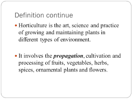 lecturer mr milton a gager introduction to horticulture