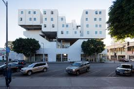 affordable housing plans and design star apartments michael maltzan architecture