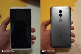Xiaomi Redmi Note 5 Xiaomi Redmi Note 5 Specifications And Pricing Leaked Likely