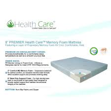 queen 8 inch memory foam mattress with adjustable base rc willey
