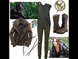 katniss costume katniss everdeen costume remake hair makeup and