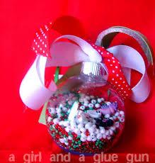 homemade christmas ornament ccc i heart nap time
