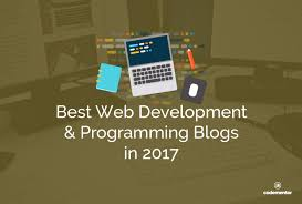 best web development u0026 programming blogs for 2017 codementor