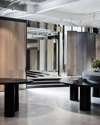 woodcut showroom in sydney u0027s waterloo by mim design showroom