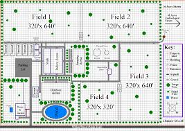 made for my farm facility and design class this is the layout for