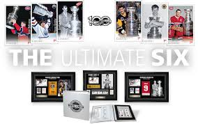 14 Best Our Collections Images by The Ultimate Six U2013 Nhl Stamp Collection Canada Post